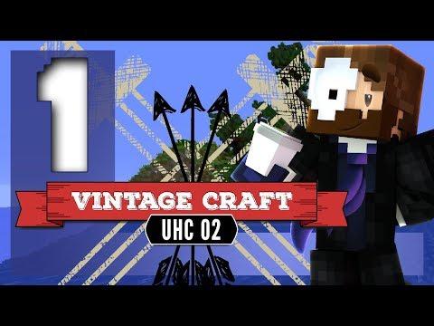 Beefed Up Mobs! - VintageCraft UHC S2 Ep.1