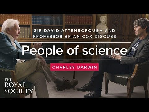 People of Science with Brian Cox - Sir David Attenborough