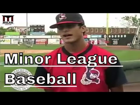 Baseball - Life In The Minor Leagues