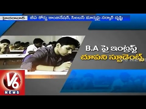 T government plans to change courses in Bachelor of Arts group