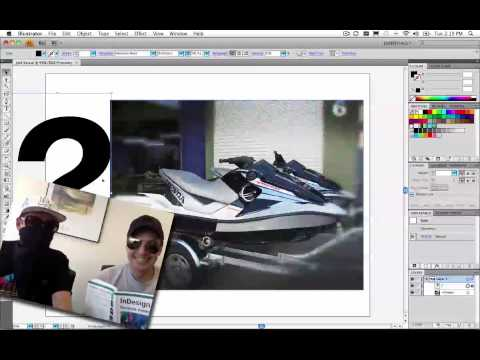 @triciaho asks: Is there a paste into in Illustrator CS4 ?