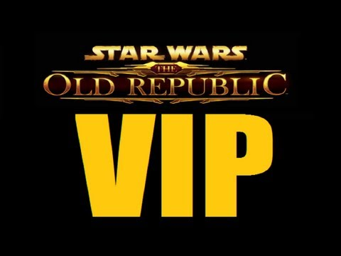 SWTOR: VIP Area + Collector's Edition, Security Key, and VIP vendors