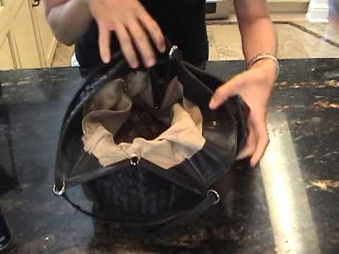 Dyeing your vintage Designer Bag