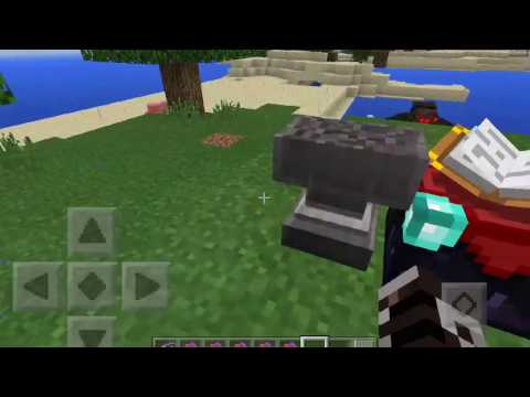 How to enchant a bow in minecraft pe 0.14.0/0.15.0