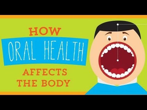 how oral health affects the body - how poor oral health affects general health