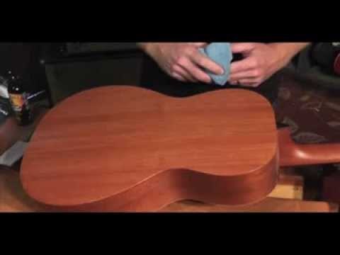 How to Clean a Satin/Matte Acoustic Guitar Finish