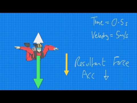 SP2c Mass and Weight Part 2: Terminal Velocity