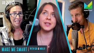 Back to the mall … but is anyone buying? | Make Me Smart #200 | Marielle Segarra