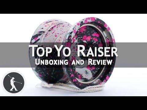 Top Yo Raiser Yoyo: Unboxing and Review