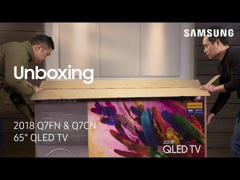 Unbox Your Q7 TV