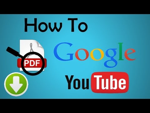 How To Specific File Type in Search Google Like PDF Tips & Tricks