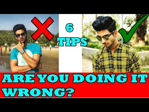 6 DO'S and DONT'S for THIN/SKINNY boys | Fashion/style tips for skinny guys/MEN  2018