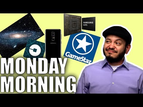 Hawking Multiverse, Game Reviewers Fight P2W, Samsung Kills 3.5% of Global NAND - Monday Tech Chat!