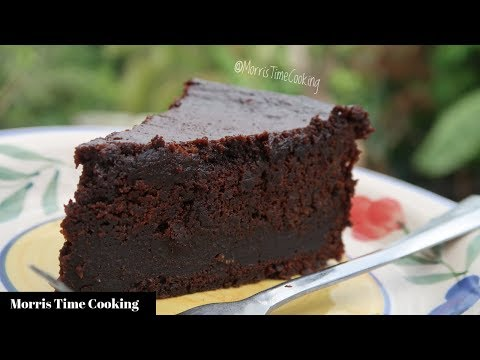 How To Make Jamaican Black Christmas Fruit Cake | Lesson #80 | Morris Time Cooking