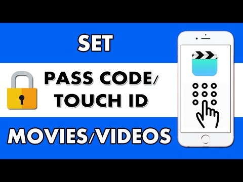 How to LOCK Your Private Videos/Movies on your iPhone 2017