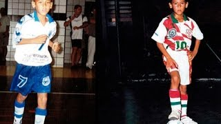 Neymar Jr - Craque desde pequeno