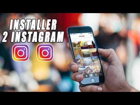 Comment Installer 2 Instagram dans votre Iphone/Ipad