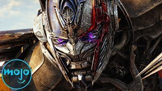 Top 10 Bad Movies With Great CGI Effects