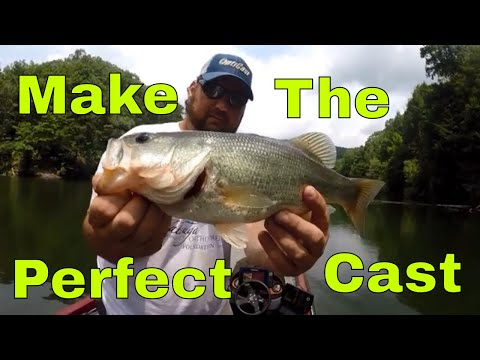 Learn to Make the Perfect Cast To Ledge Bass