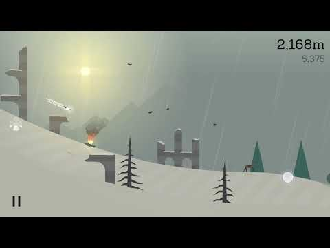 Alto's Adventure - How to PROXIMITY WINGSUIT FLY?