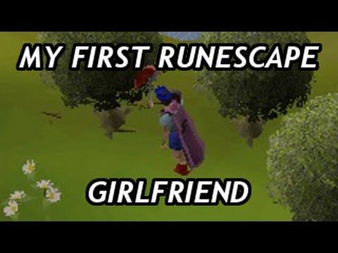 My First Runescape Girlfriend (Story)