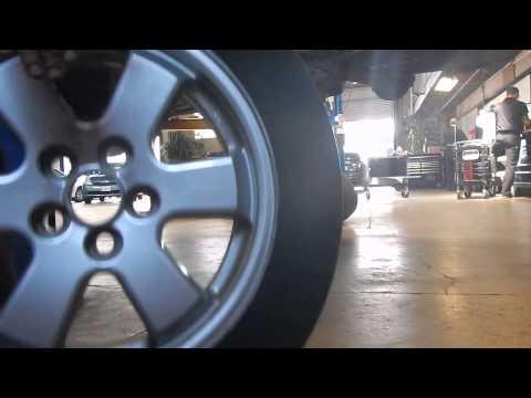 Prius metal noise internal to tire