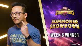 Marvel Contest of Champions: Summoner Showdown | Week 6 Winner