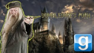 DUMBLEDORE'S P0RN COLLECTION (Harry Potter RP)