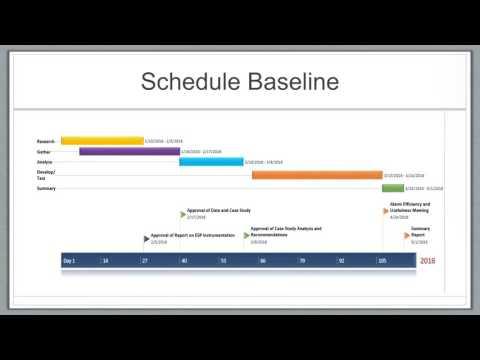 Final Presentation of Project Management Plan-Monitoring ESPs