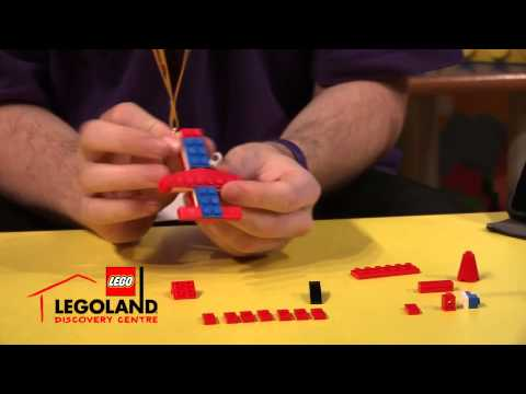 How to build a LEGO® jet