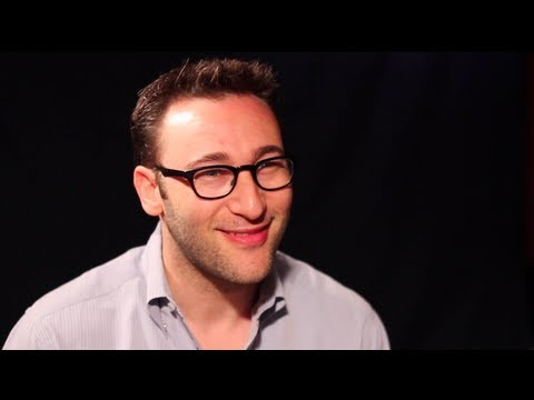 Simon Sinek on Finding Meaningful Work by Doing What Inspires You