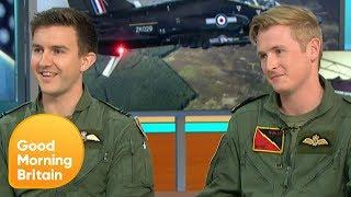Meeting the Pilots of The Real Top Gun | Good Morning Britain