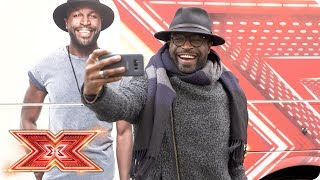 Homecoming time: Kevin Davy White's Battle Bus hits the road… | The X Factor UK 2017
