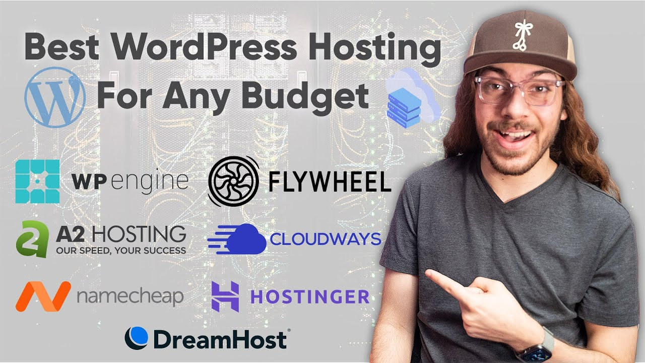 Ultimate WordPress Hosting Comparison (2021) | The BEST WordPress Host for Any Budget!