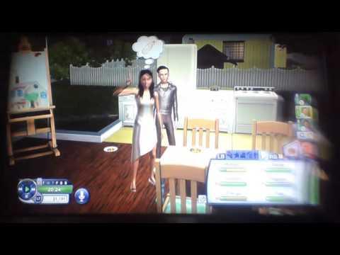 It's Katelyn's birthday! | Sims 3 Xbox 360 | ep 4