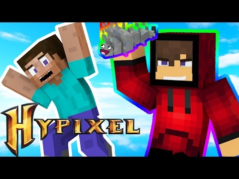 Minecraft | SILVERFISH ATTACK | Let's Play Hypixel Bedwars! (DOUBLES+ SOLO UPDATE!)