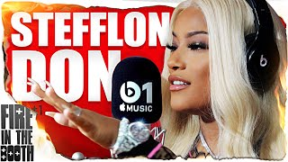 Stefflon Don - Fire In The Booth
