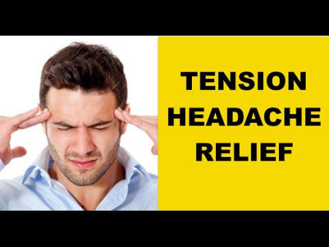 Tension Headache & Neck Pain Exercises (INSTANT RELIEF REMEDY)