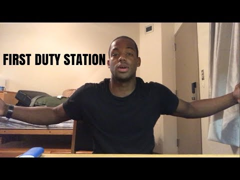 MY FIRST DUTY STATION (MUST WATCH)