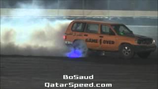 استعراض حلبة قطر 2012 - الجوله الرمضانيه 1 - المجموعه 6 HD