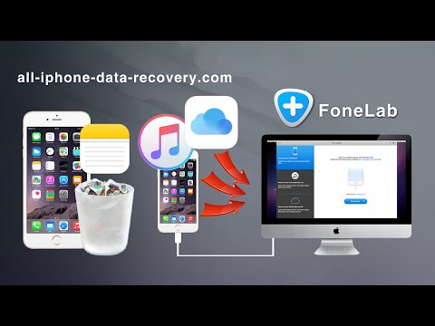 Three Way to Recover Notes from iPhone 6 Plus - Notes Recovery for iPhone