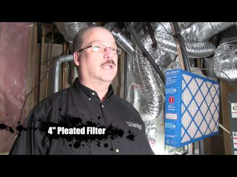 Changing Your Furnace Filter (Air Filter)