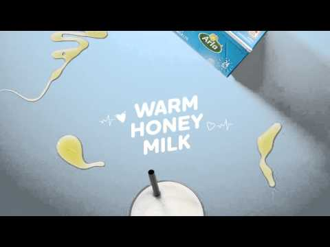 How to make a Warm Honey Milk