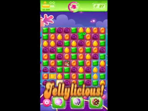 Candy Crush Jelly Saga Level 165 - NO BOOSTERS