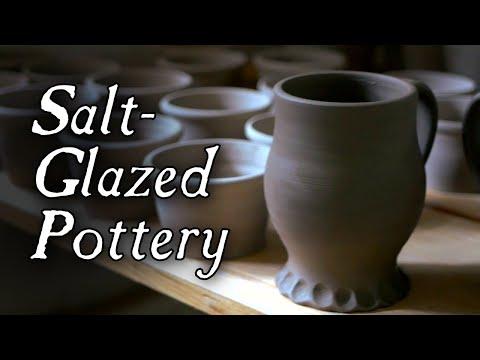 Making Salt-Glazed Pottery
