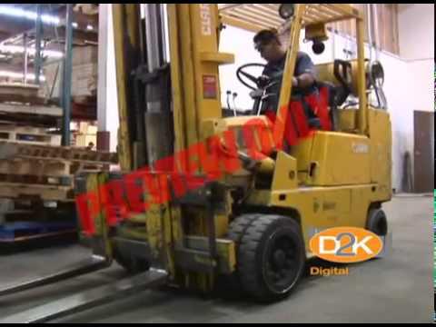 OSHA Regulations For A Forklift Driver