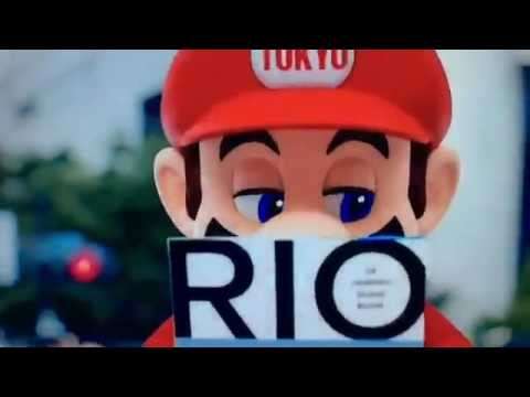 Tokyo 2020 - Olympic Games Teaser (Mario is coming)