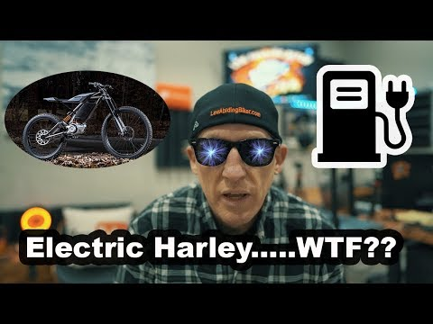Harley-Davidson LiveWire™ Electric Motorcycle-The Real Truth! 🤬