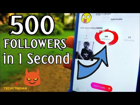 HOW TO INCREASE INSTAGRAM FOLLOWERS WITHOUT HACK