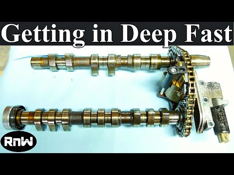 Whats Involved in a Bi Turbo Audi Camshaft Removal - Sleeper Car Series